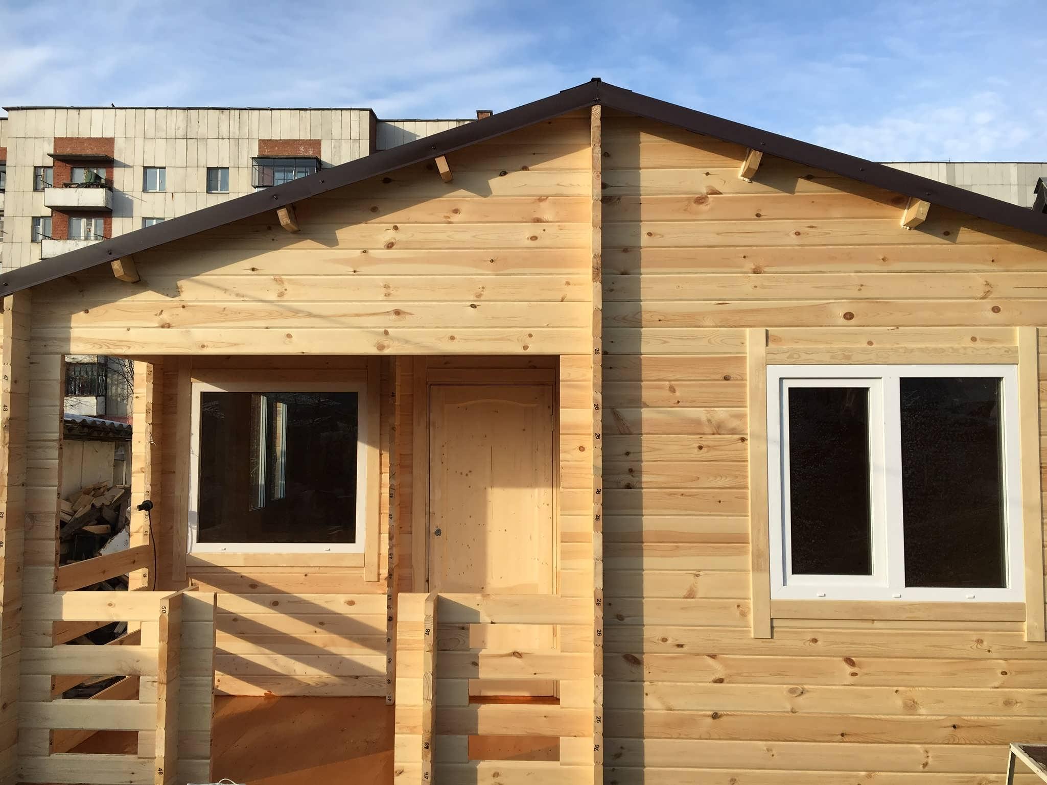 Проекты домов Интересное Загородный жилой дом